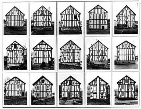 Becher, Framework Houses