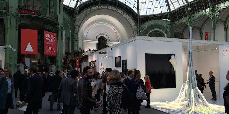 10 of the Best Artworks at FIAC 2014