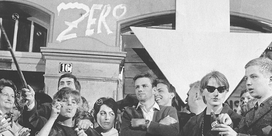 How the Zero Group Became One of Art History's Most Viral Movements