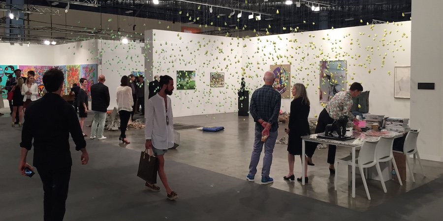 10 of the Best Artworks at Art Basel Miami Beach 2014