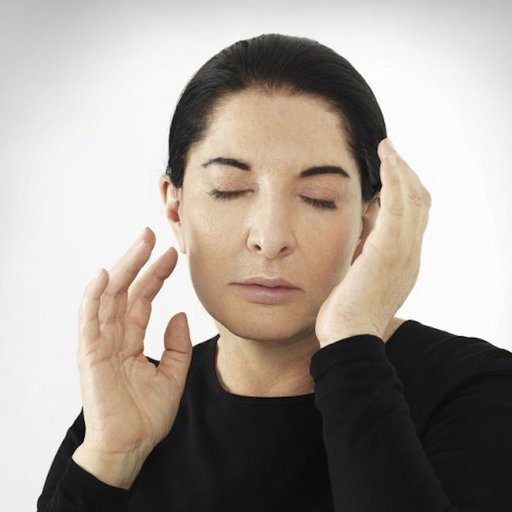 Marina Abramović's Mystical Maxims for Artists