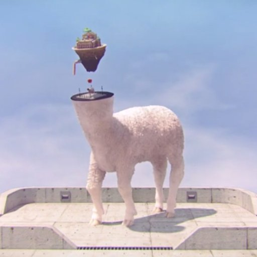 Watch a Weirdly Uplifting Headless Sheep Fantasia