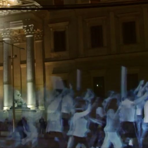 Watch Spain's Hologram Protests