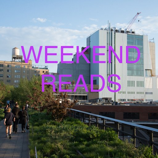 News & Events Loving the New Whitney, When Orhan Pamuk Met Anselm Kiefer, & More