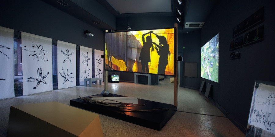At Joan Jonas's Venice Biennale Pavilion, Something Wiccan
