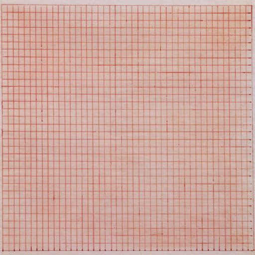 The Evolution of Agnes Martin in 5 Pictures