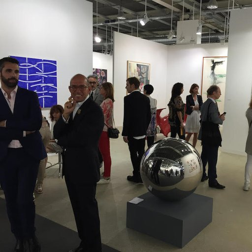 10 of the Best Artworks at Art Basel 2015