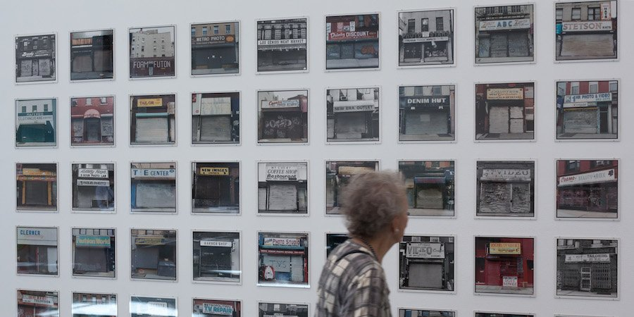 The Colorful Afterlife of Analog, in Zoe Leonard's Photo-Archive at MoMA