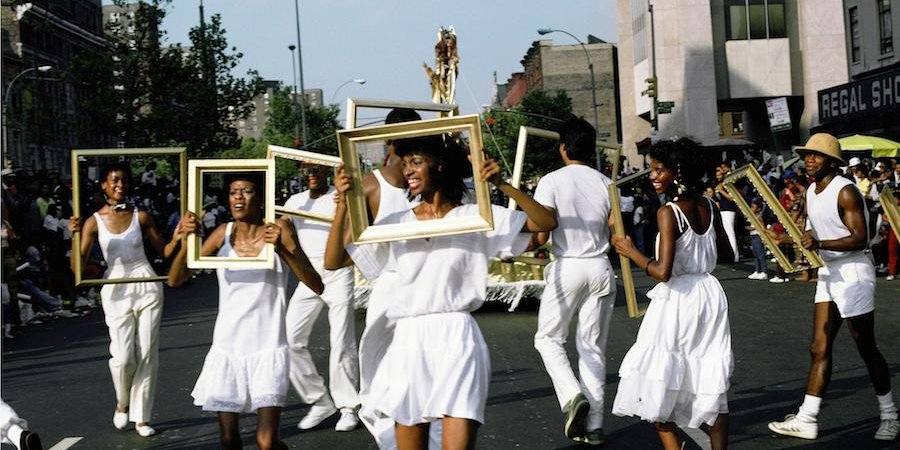 How Lorraine O'Grady Transformed Harlem Into a Living Artwork in the '80s—and Why It Couldn't Be Done Today