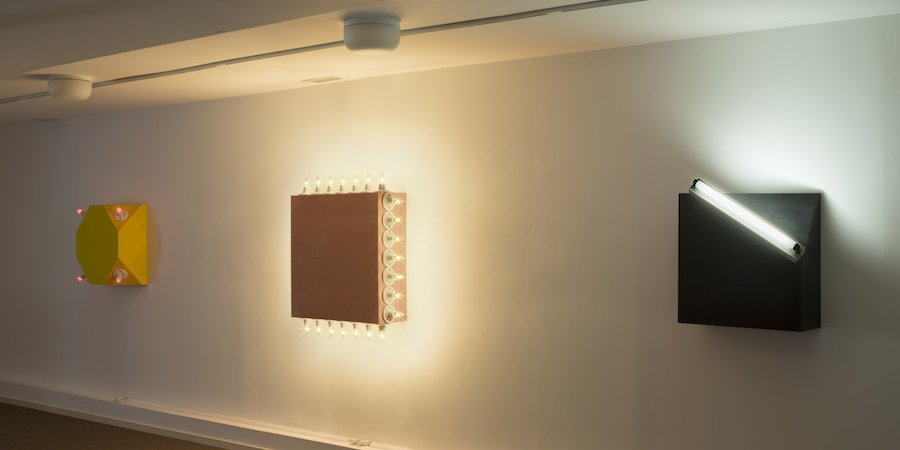 What Dan Flavin\'s First Light Pieces Tell Us About His Devotional ...