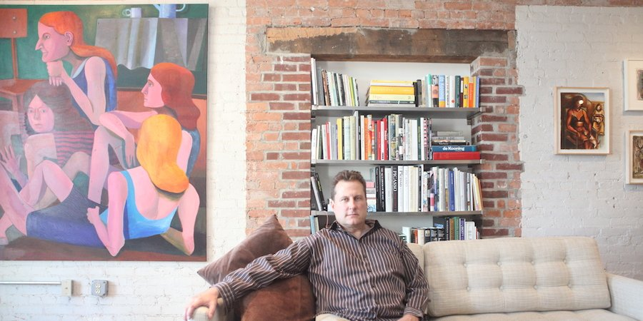 Collector Brad Hajzak on Cherry-Picking the Best of New York's Downtown Scene From His New Haven Loft