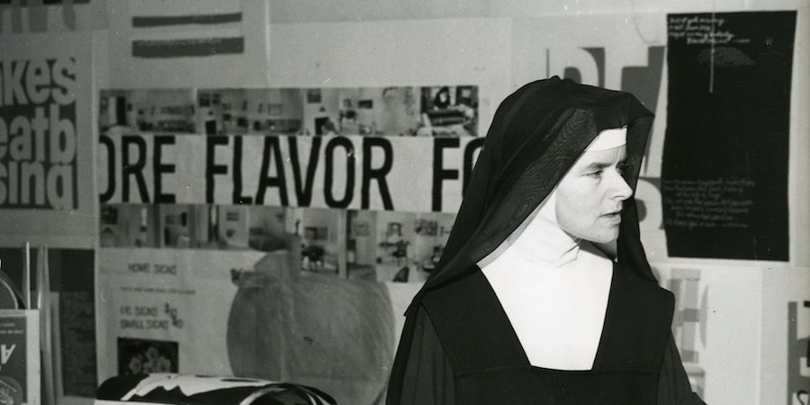 The Nun Who Went Pop: Looking at the Exuberant Art of Sister Corita Kent