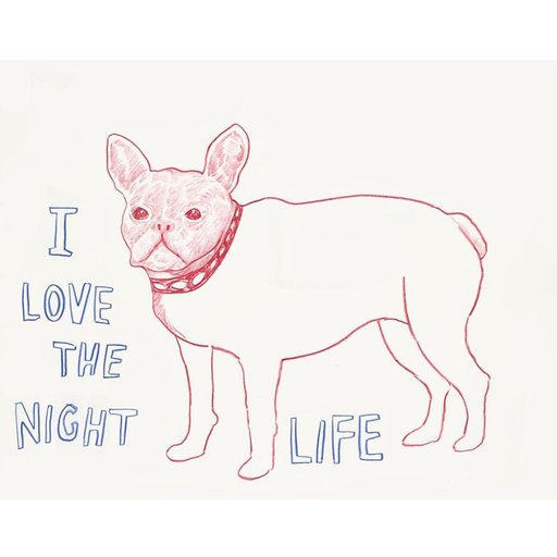 The Hilariously Irreverent Animal Art of Dave Eggers