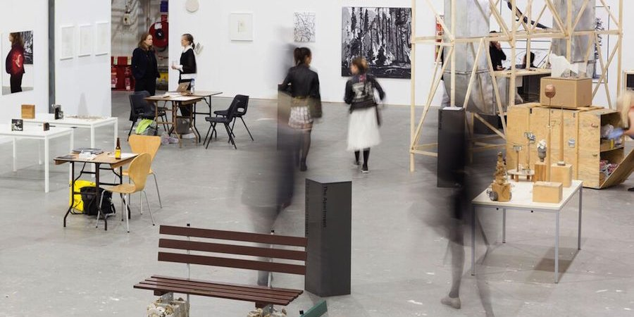 Sunday, I'm in Love: Thom O'Nions on the Future of London's Most Exciting Young Art Fair
