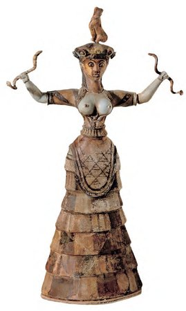 Oh My Goddess! 8 Ancient Female Deities From Art History   Art for ...
