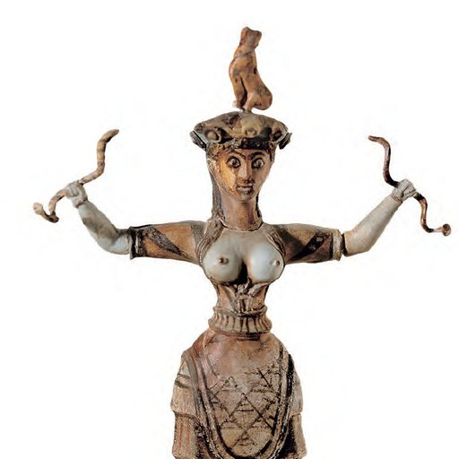 Oh My Goddess! 8 Ancient Female Deities From Art History