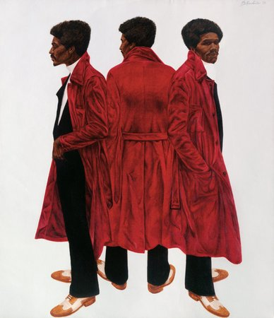 barkley hendricks portrait