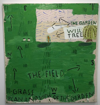 Rose Wylie at Frieze London