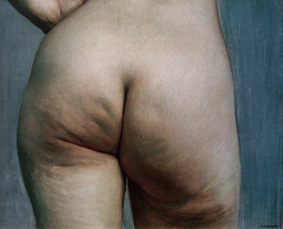 Study of Buttocks