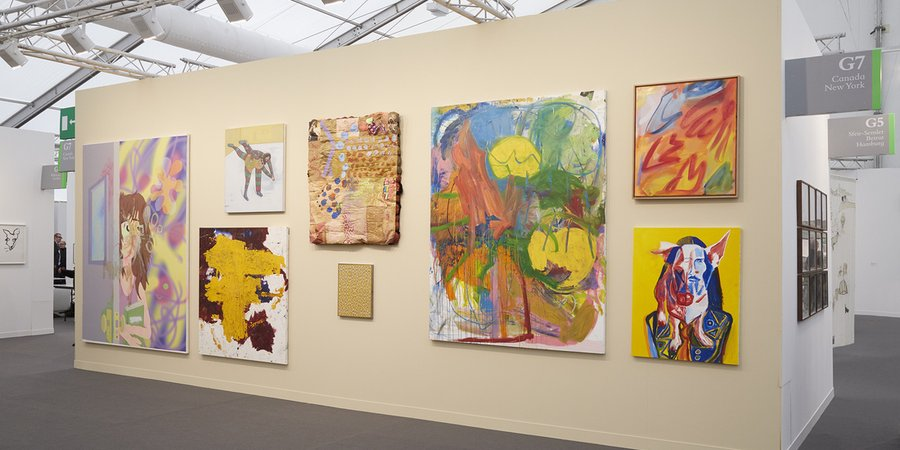 Collectors Susan and Michael Hort Share Their Favorite Works From Frieze London 2015
