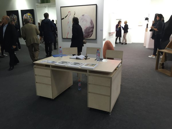 Furniture at Annelly Juda FIAC