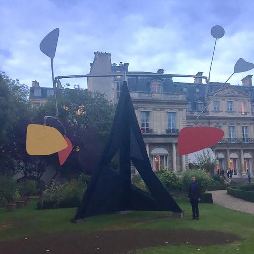 Calder Foundation President Sandy Rower's 5 Favorite Works From FIAC 2015