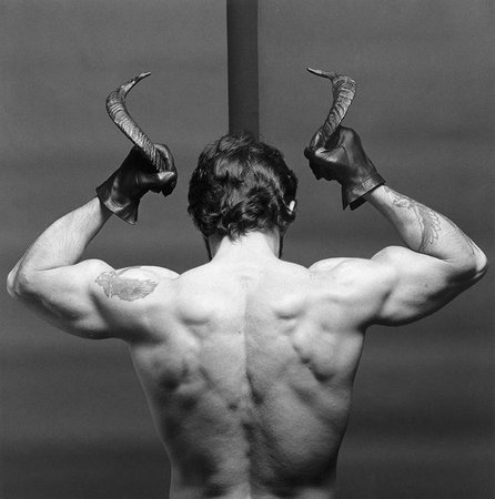 Robert Mapplethorpe Frank Diaz