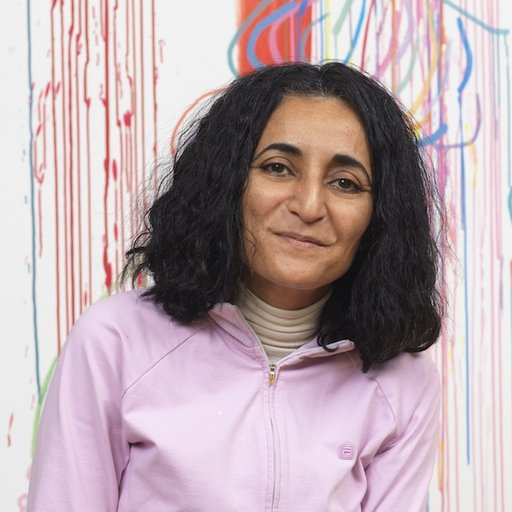 Ghada Amer on Experimenting With an Ancient Art