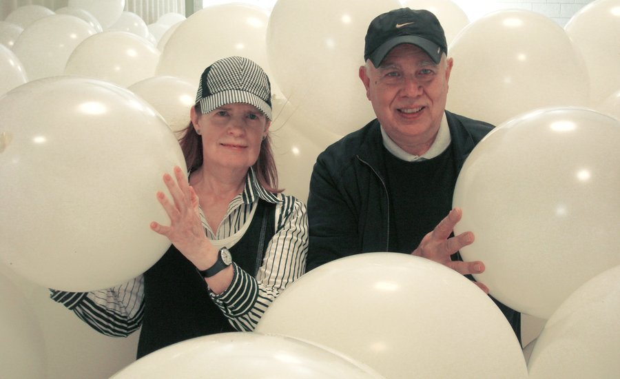 Confessions of Two NADA Superfans: A Q&A With Chicago's Robert and Nancy Mollers