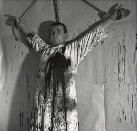 The art of transgression 13 historic performances that will totally hermann nitsch b1938 and the viennese actionists sought to liberate aggressive instincts through ritualistic performances slaughtering animals thecheapjerseys Image collections
