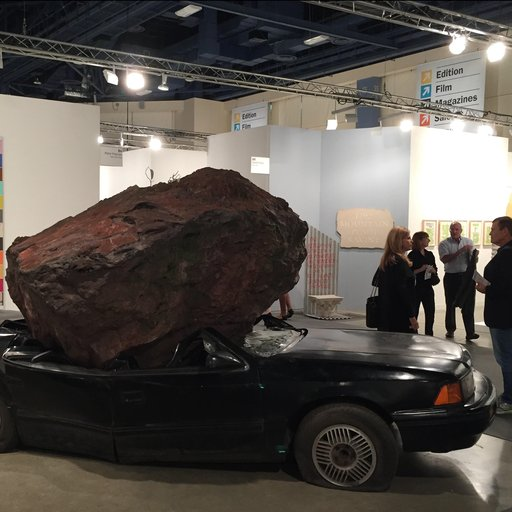 10 of the Best Artworks at Art Basel Miami 2015