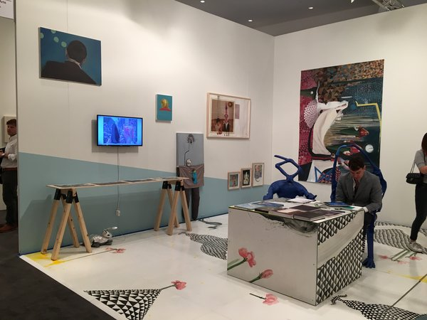 The 10 Best Booths at NADA Miami Beach | Art for Sale | Artspace