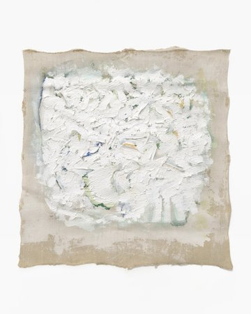 Robert Ryman Untitled #1003, 1960-61
