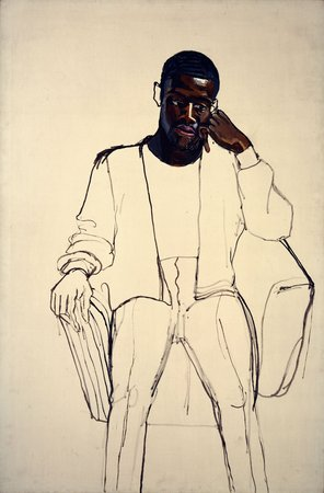 Alice Neel James Hunter