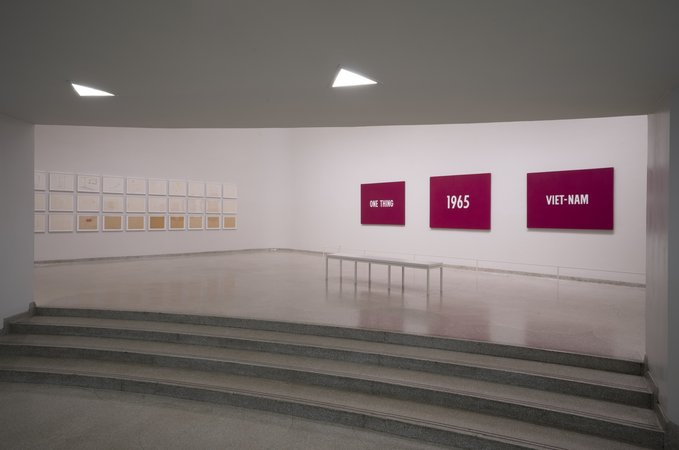 On Kawara Guggenheim