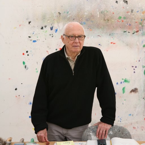"Ellsworth Kelly on the ""Great Joy"" of His Art"