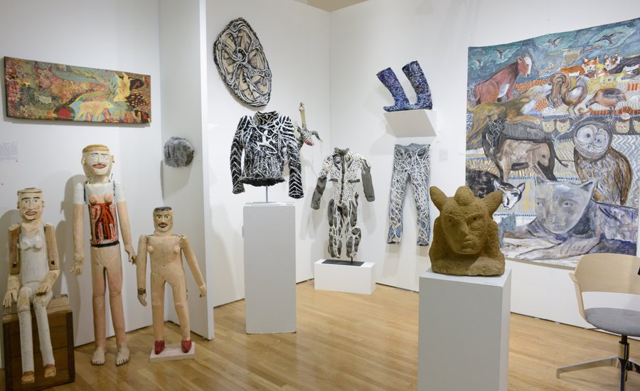 The Making of an Unexpected Art Star: 5 Tales From This Year's Outsider Art Fair