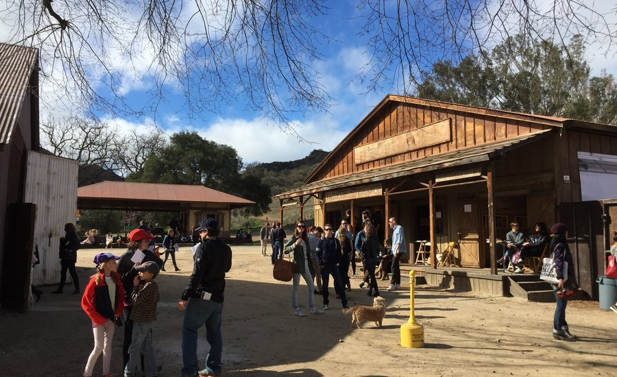 The Last Rodeo? See the Best Art of the (Possibly Final) Paramount Ranch, L.A.'s Wild-Westest Art Fair