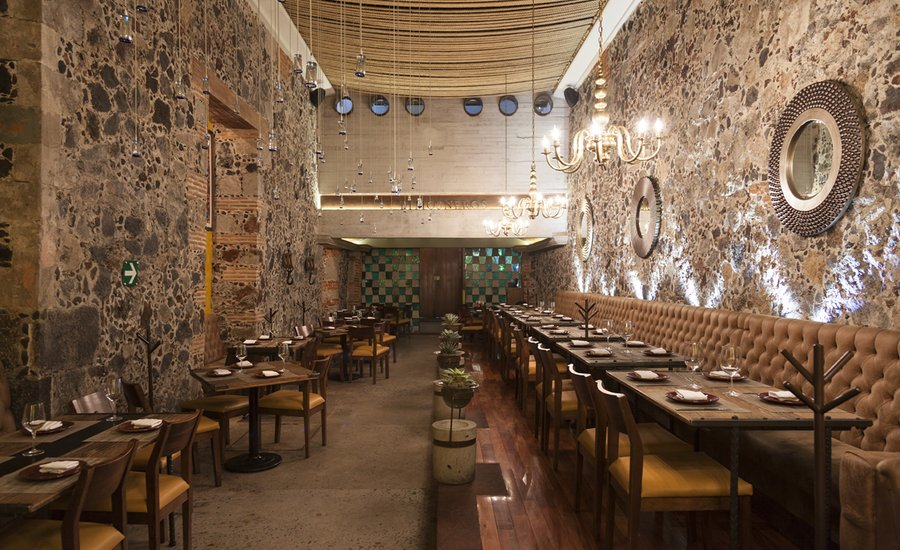 5 Places to Eat & Drink During Mexico City's Art Fair Week 2016