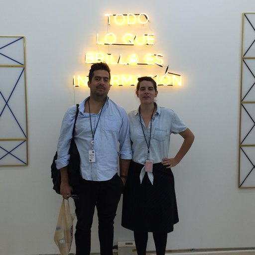 Meet the Dealers: Bogotá's Carne Gallery