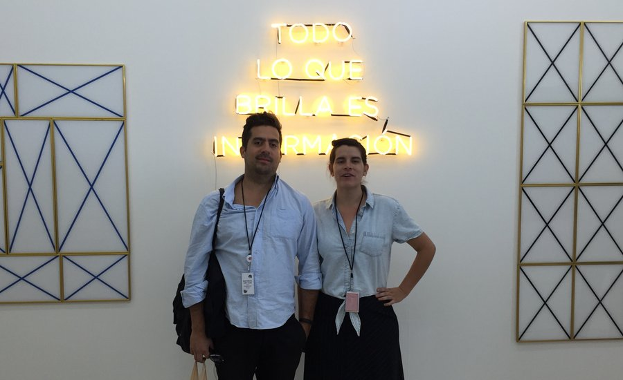 Meet The Dealers Bogota S Carne Gallery Invents A New