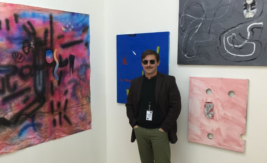 Meet the Dealers: Corrado Folinea's Galleria Acappella Brings an Edgy Artist's Voice to Naples