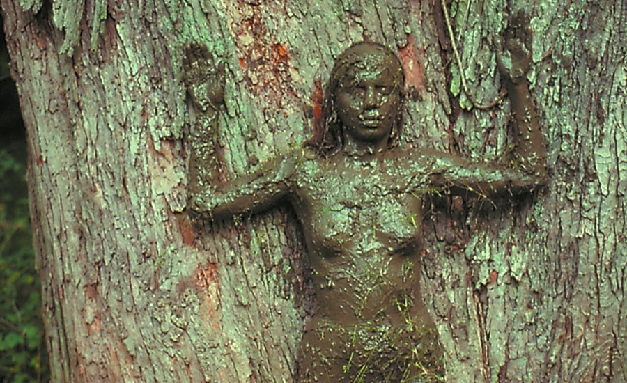 The Secret of Ana Mendieta's Mystical Cave Women