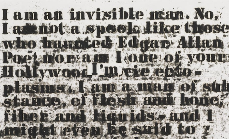 Decoding Glenn Ligon's Most Iconic Commentary on Race