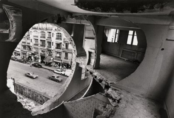 Gordon Matta-Clark Conical Interest