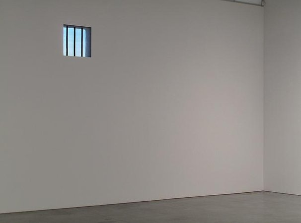 Robert Gober Prison Window