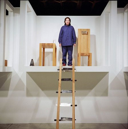 Marina Abramovic The House With the Ocean View