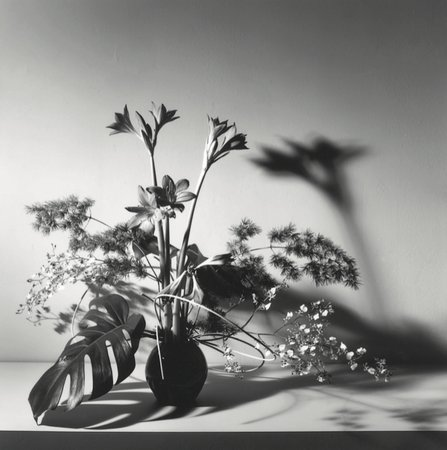 Flower Arrangement, 1980