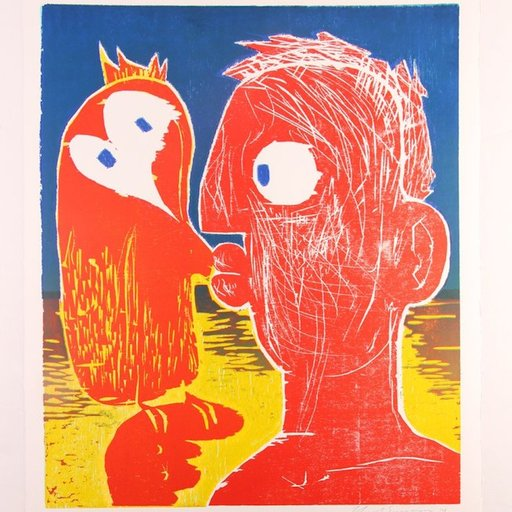 "Why We Love Nicole Eisenman's ""Untitled (Red)"""