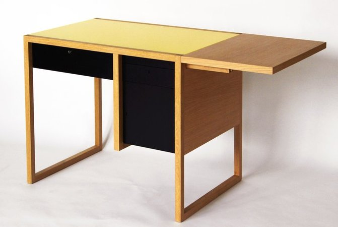 Josef Albers Writing Desk